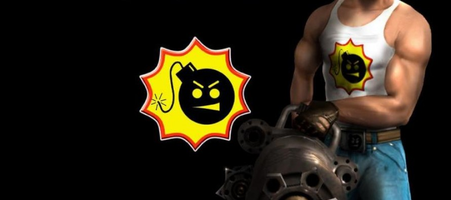 A glance at Serious Sam: The First Encounter