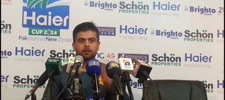 Ahmad Shahzad – Down But Not Out
