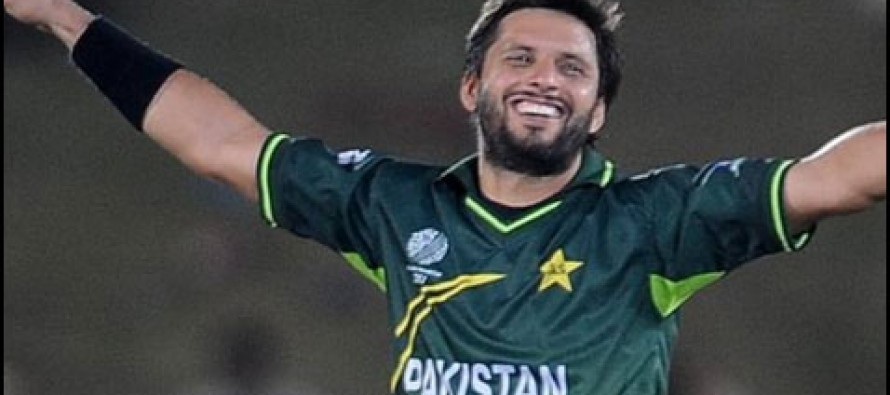 Is Afridi good enough to play in the World Cup?