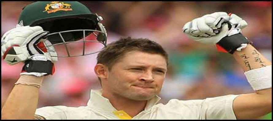 Clarke confident he will play World Cup 2015