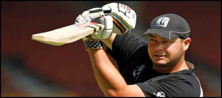 New Zealand drop struggling Ryder from World Cup preliminary squad