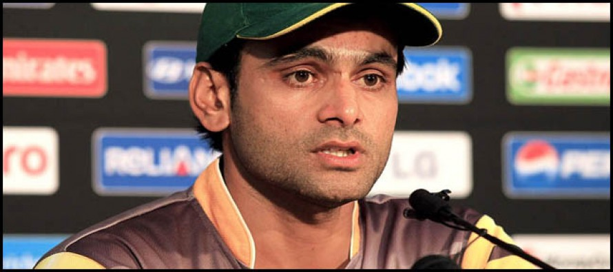 Hafeez leaves tonight for Chennai