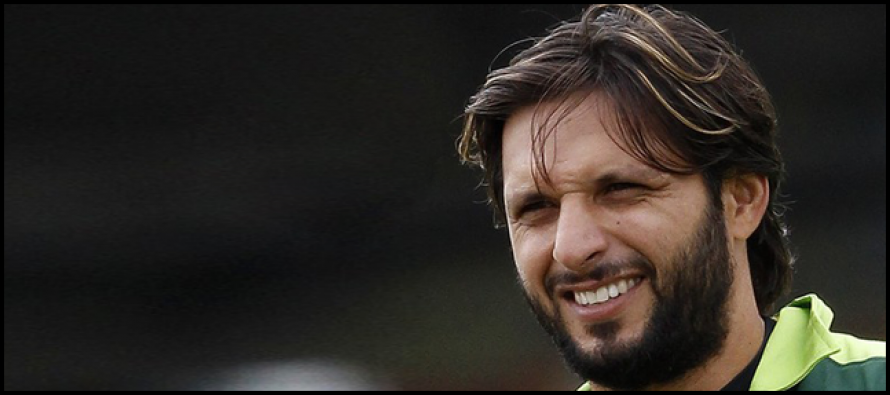 Afridi to retire after World Cup!