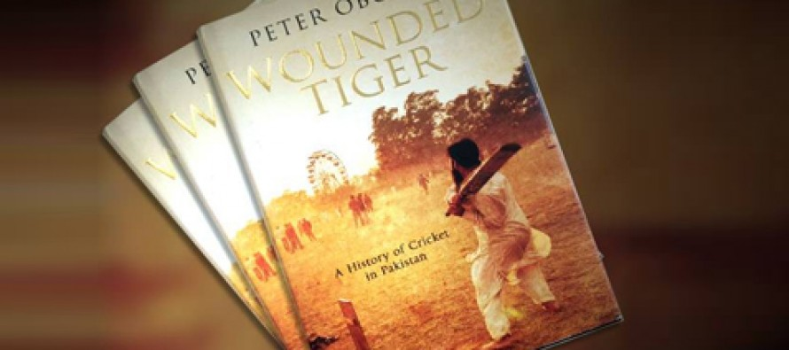 Wounded Tiger, a History of Cricket in Pakistan