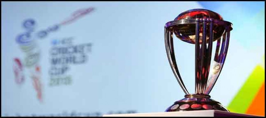 ICC announces World Cup warm-up schedule