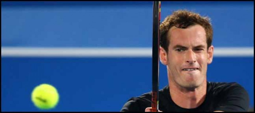 Murray into third in ATP rankings, Nadal slips to fifth