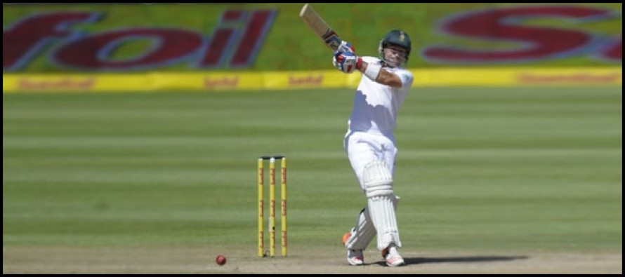 Elgar guides South Africa to victory