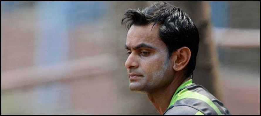 Hafeez confident of clearing action