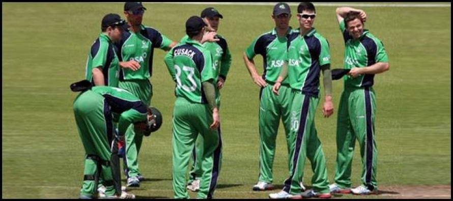 Ireland announces final squad for World Cup