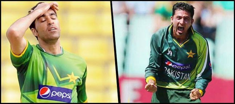Junaid likely to be in, Gul out of World Cup 2015 squad