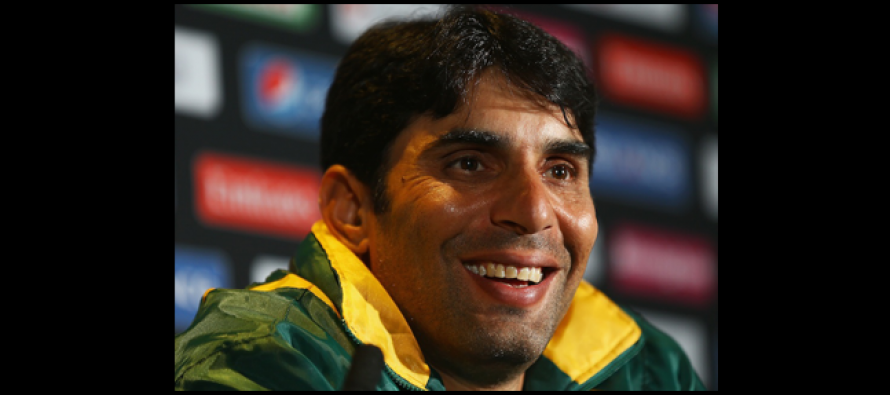 Misbah will play in the World Cup: Mohammad Akram