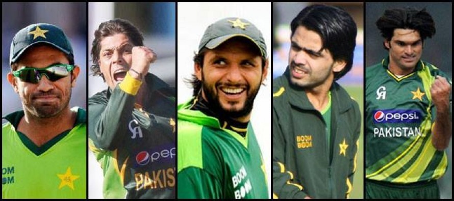 Afridi and Co. may get easily away with PCB notices