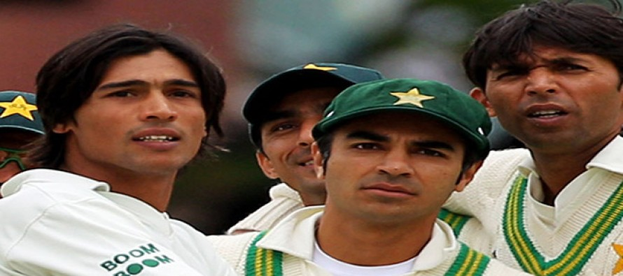Pakistan fixing trio start long road to redemption