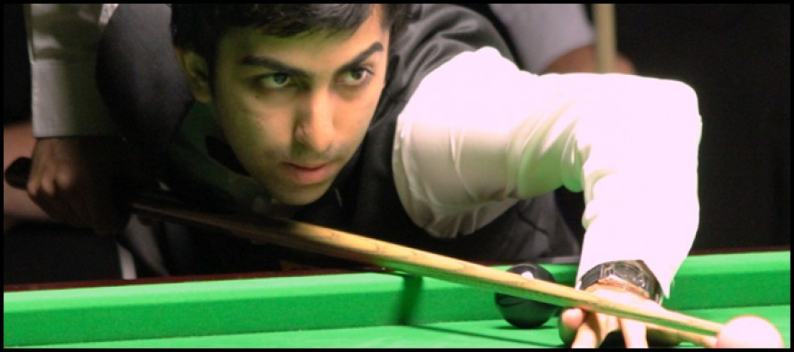 Advani beats Bingtao to clinch World 6-Red Snooker title