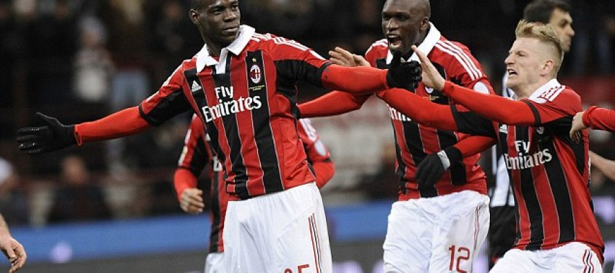 Milan confirm return of Reds misfit Balotelli