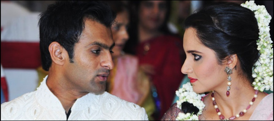 Shoaib Malik: I am lucky to have Sania Mirza as wife
