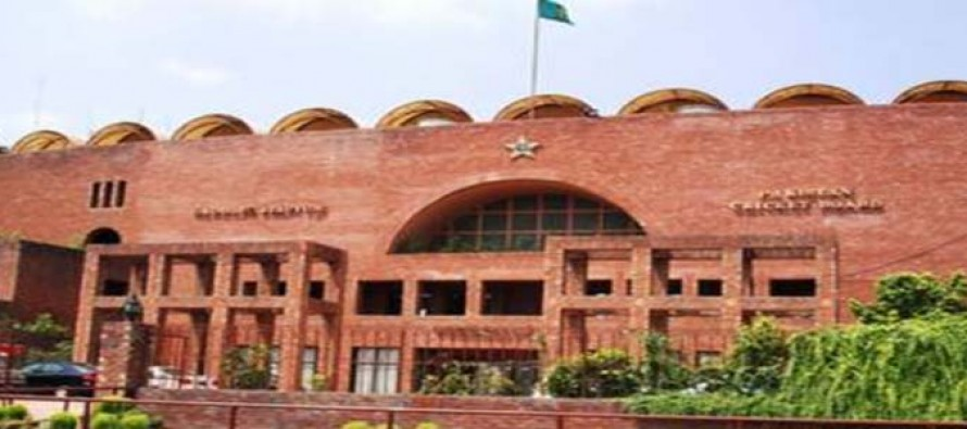 PCB's  Generosity… Opens Treasures for Cricketers