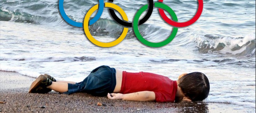 IOC to give $2 million for Europe refugees