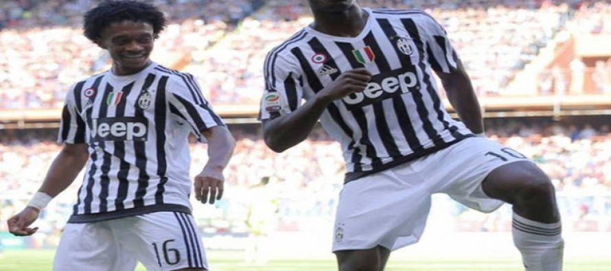 Juventus end win drought in Serie A