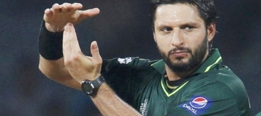 Don't run after India for cricket, Afridi tells Pakistan