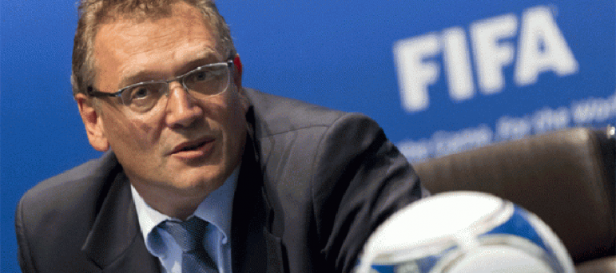 FIFA reels as Valcke suspended in fresh blow