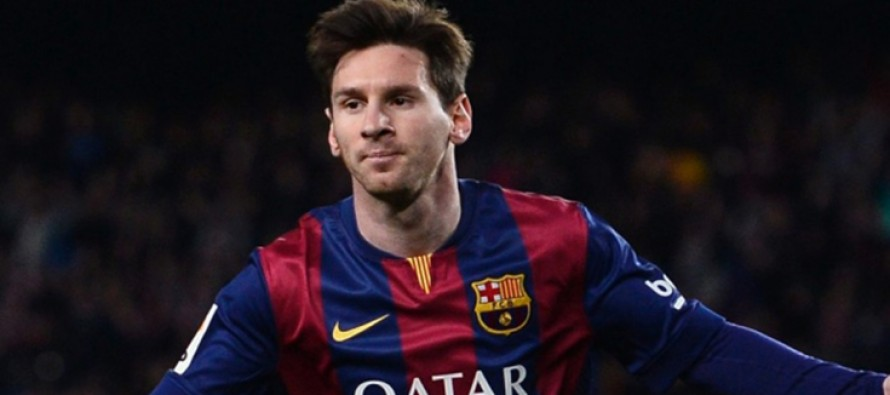Messi late show rescues Argentina