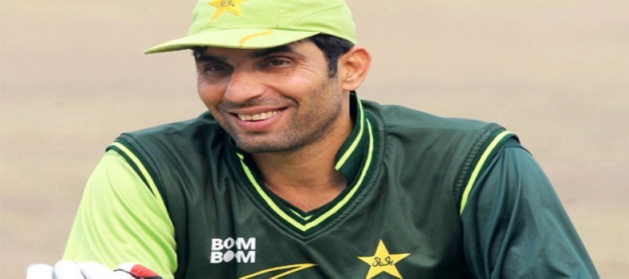 Pakistan's Misbah mulls retirement after England series