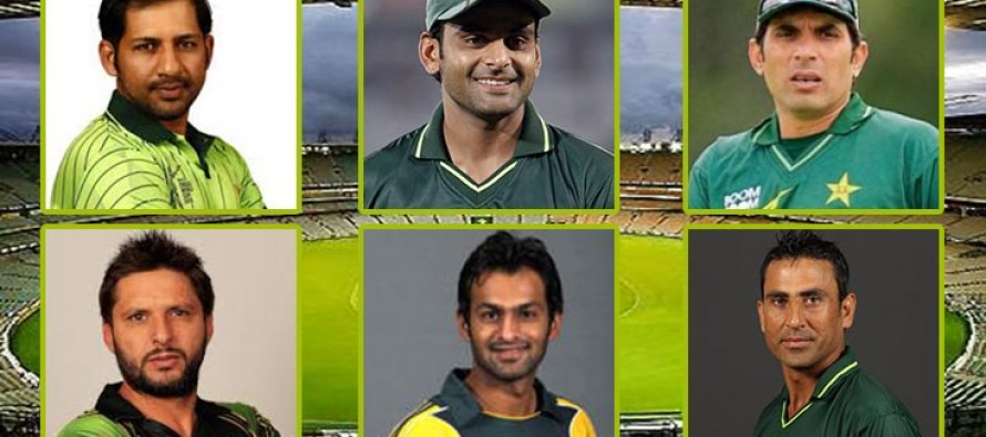 Six players awarded category A contracts by the PCB