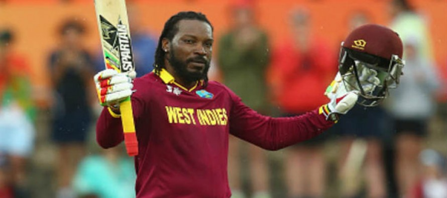Chris Gayle ready to join PSL, confirms Sethi