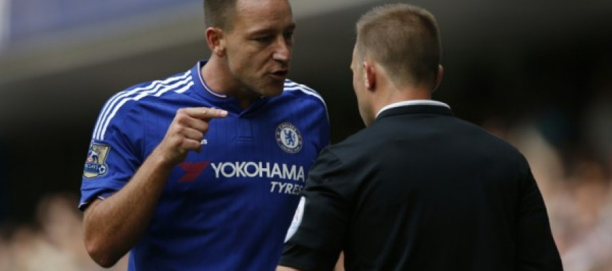 Chelsea leave Terry out for Arsenal clash