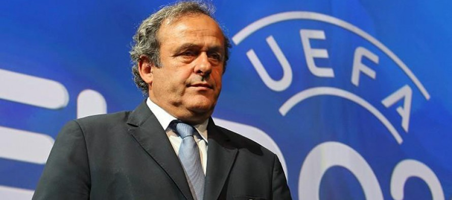 'South Asia to back Platini in FIFA vote'