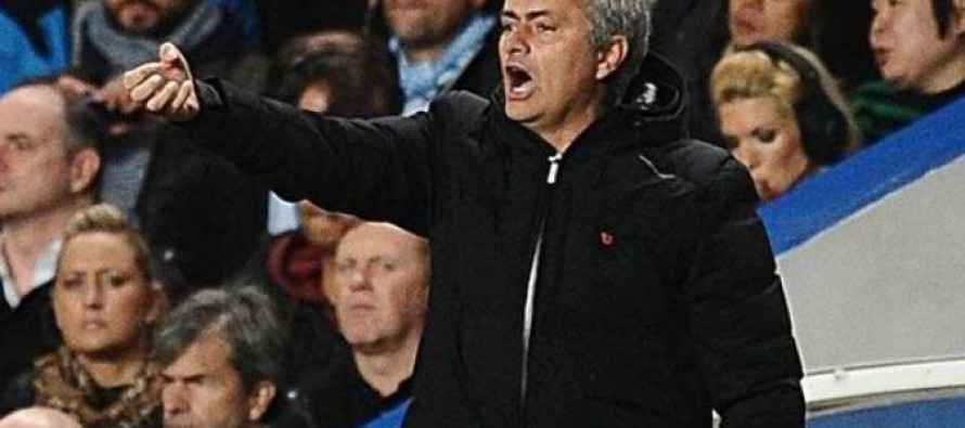 Mourinho on defensive as Chelsea slump continues