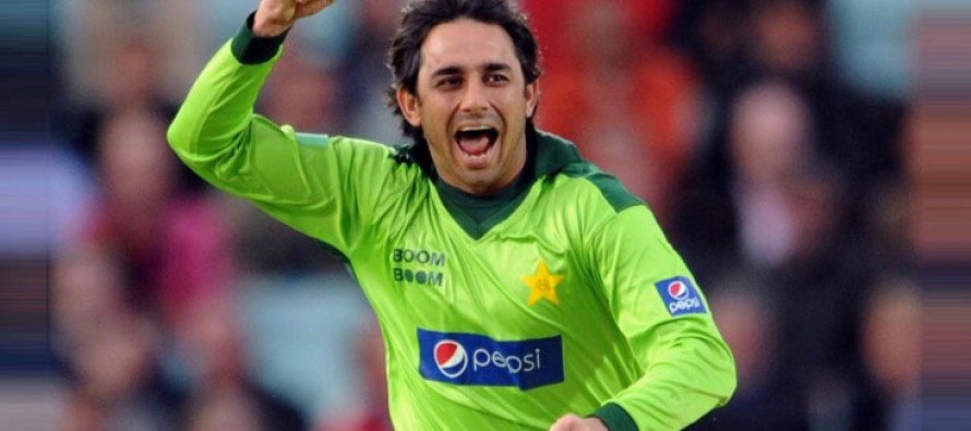 Ajmal excluded from Pakistan's Tests against England