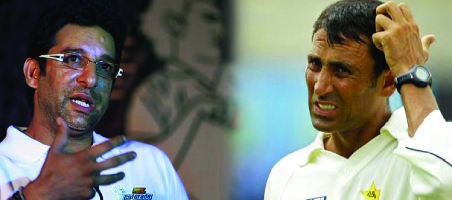 Forget ODI, focus on Test cricket only, Wasim advises Younis