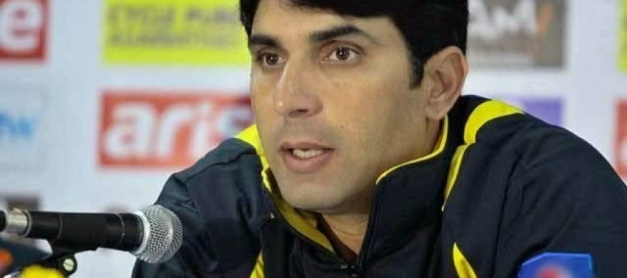 """Ajmal will be missed "" says Misbah"