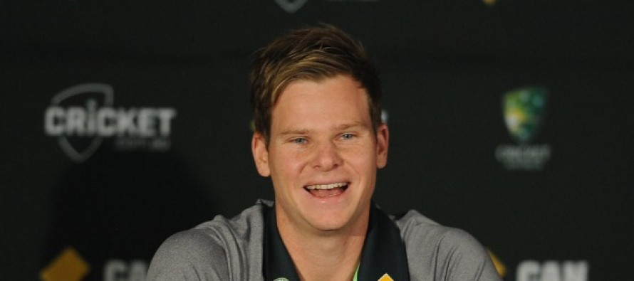 New Australia captain Smith vows to lead from front