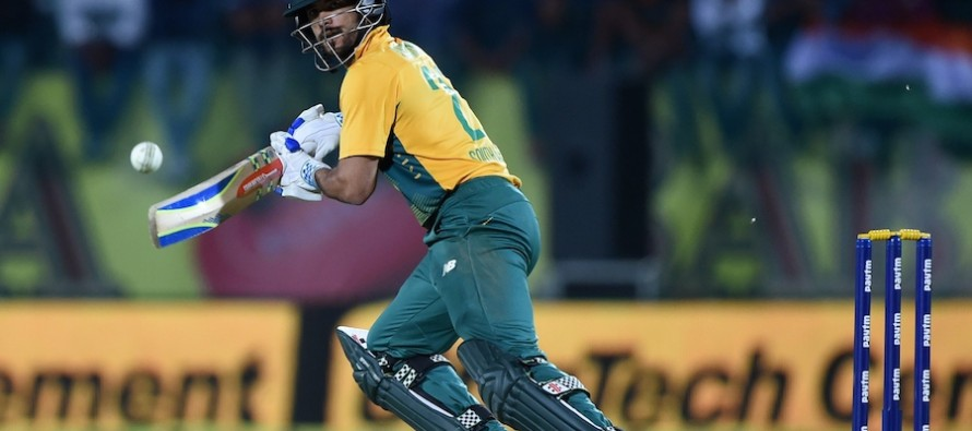 Classy South Africa stun India in first T20