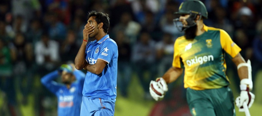 India manager fined for adverse umpiring comment