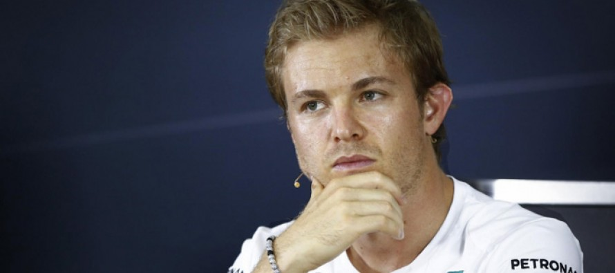 Rosberg remains defiant in title bid