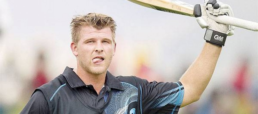 NZ's Anderson ruled out of Australia tour with injury