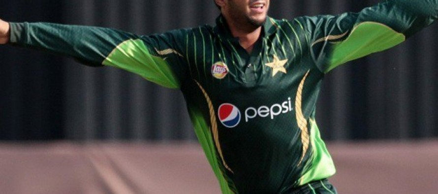 Pakistan's Wasim out of England one-day series