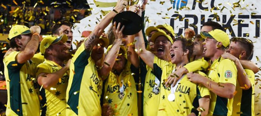 'Greatest World Cup' boosts Australian coffers