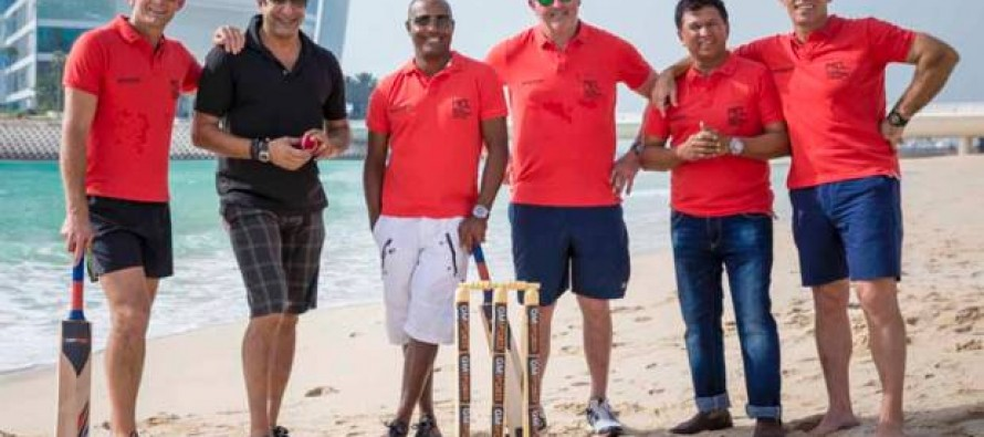 Legends excited at renewing cricket rivalry in Gulf