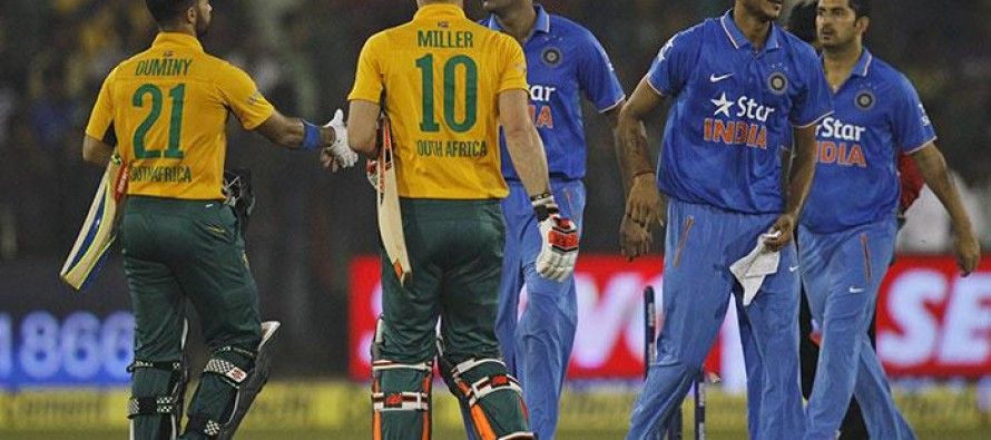 Talking points in India-South Africa T20 series