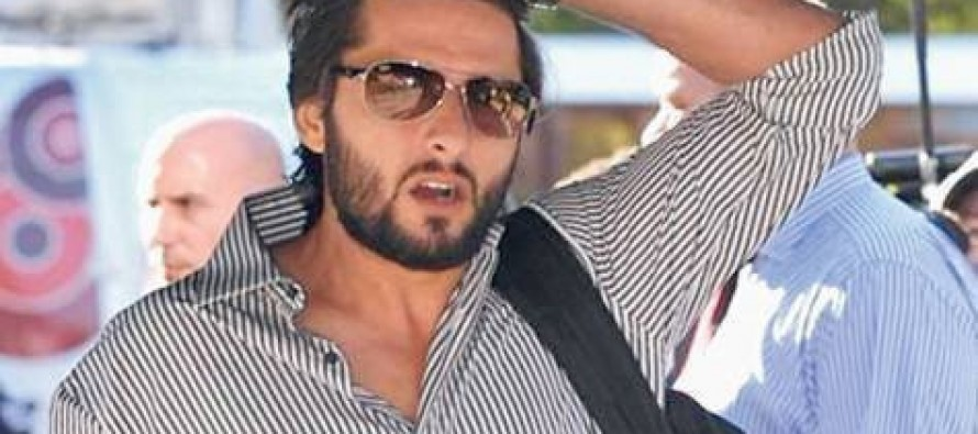 Pakistan's Afridi targets World Twenty20 title