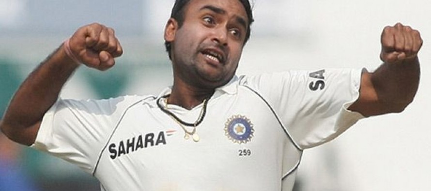 Indian police summons cricketer Amit Mishra over assault allegations