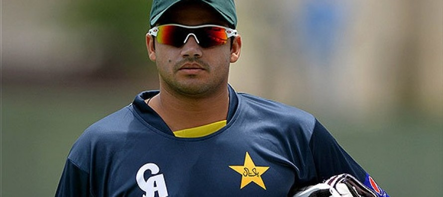 Pakistan's Azhar ruled out of first England Test