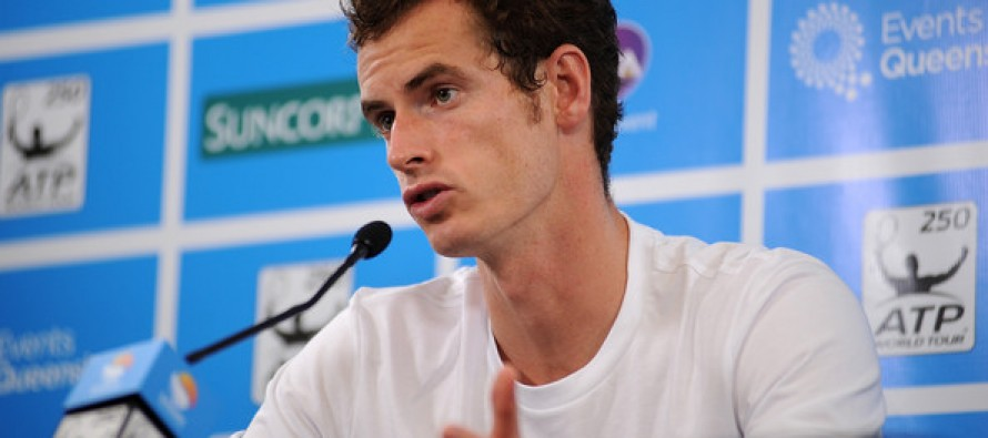 Murray says top priority is being fit for Davis Cup