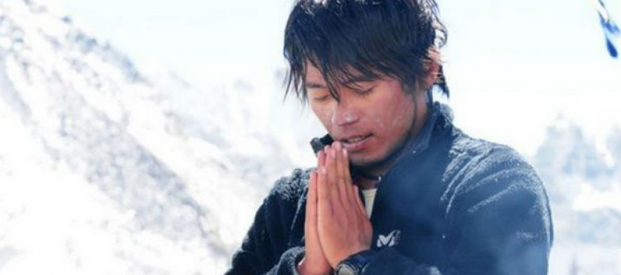 One-fingered Japanese climber fails to summit Everest