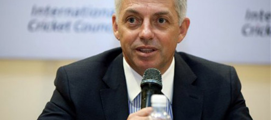 ICC chief would be happy to see a Pak-India series